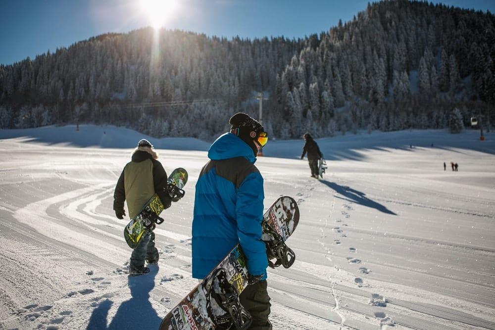 best ski binding