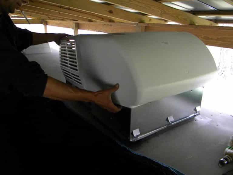 5000 BTU RV roof air conditioner 3