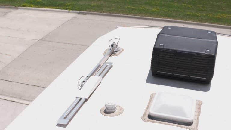 5000 BTU RV roof air conditioner 4