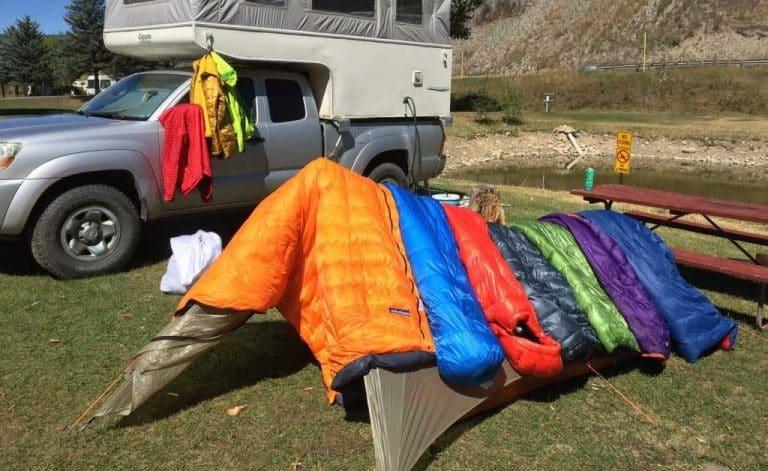 Bedroll vs sleeping bag thumnail