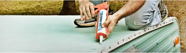How to Use RV Roof Sealant