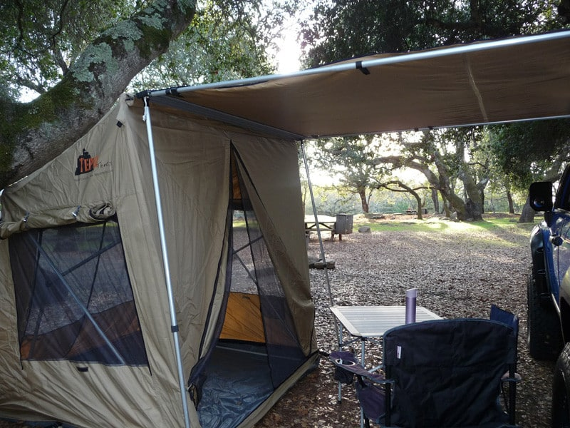 Roof top tent vs ground tent 2