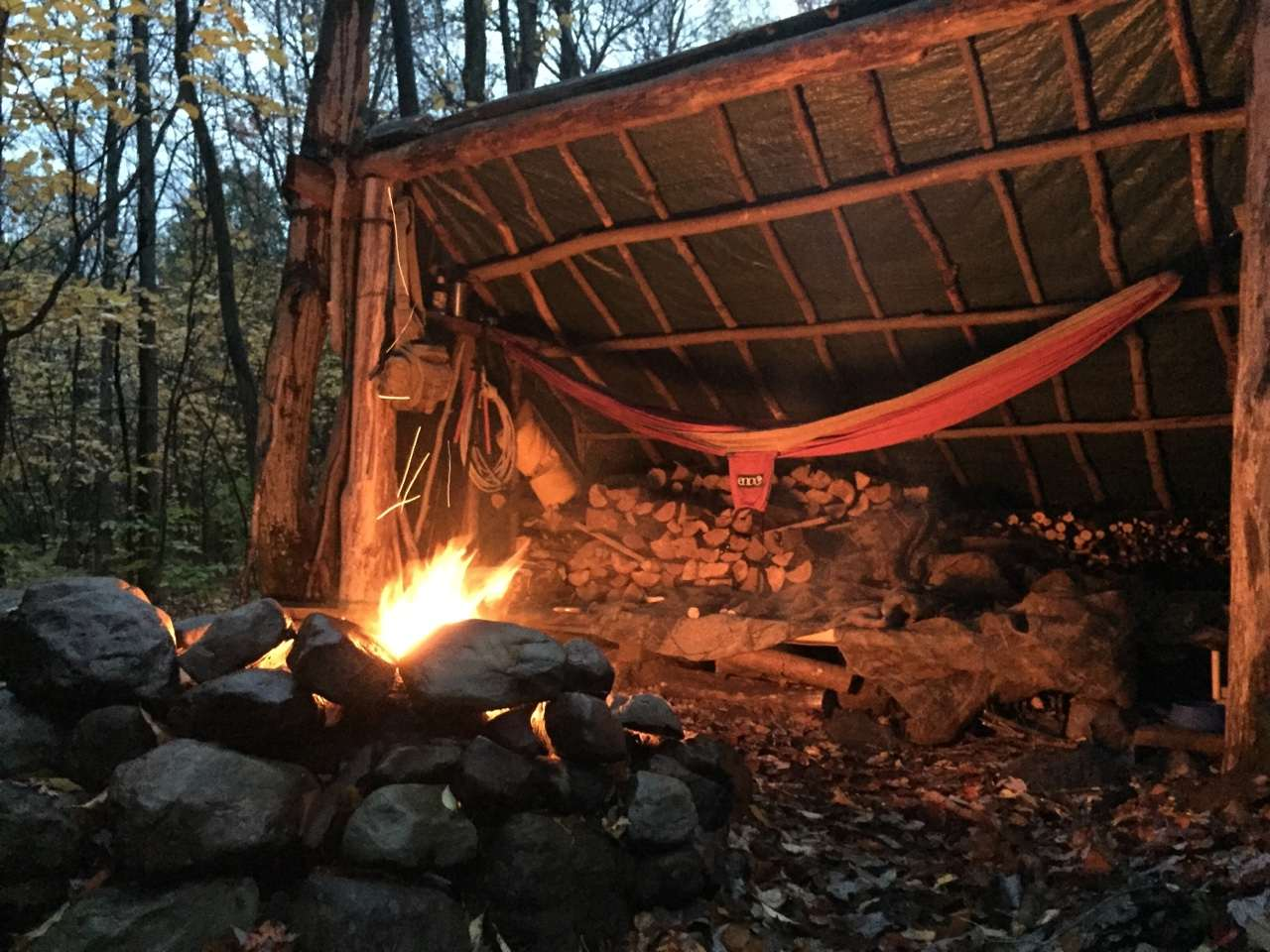 how to build a long term survival shelter 2