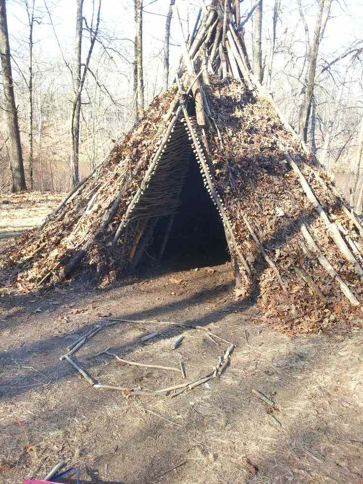 how to build a long term survival shelter 3