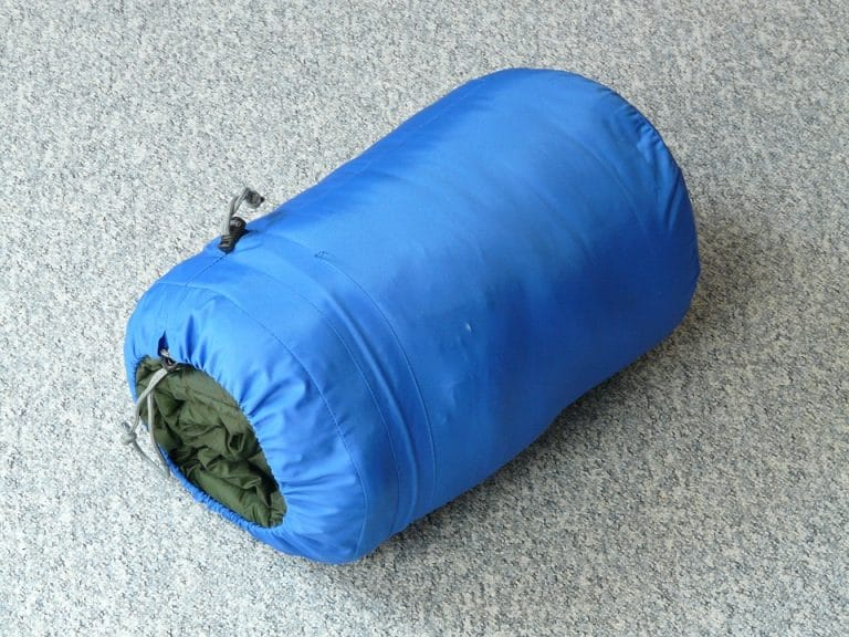 How To Fold A Sleeping Bag Swiftly And Properly