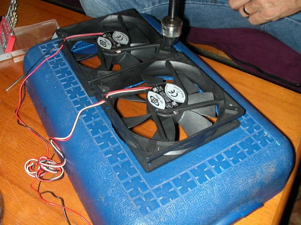 how to make homemade air conditioning 2