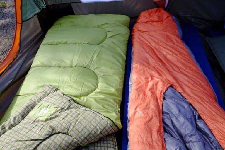 Best Backpacking Sleeping Bag Under 100 Dollar 1