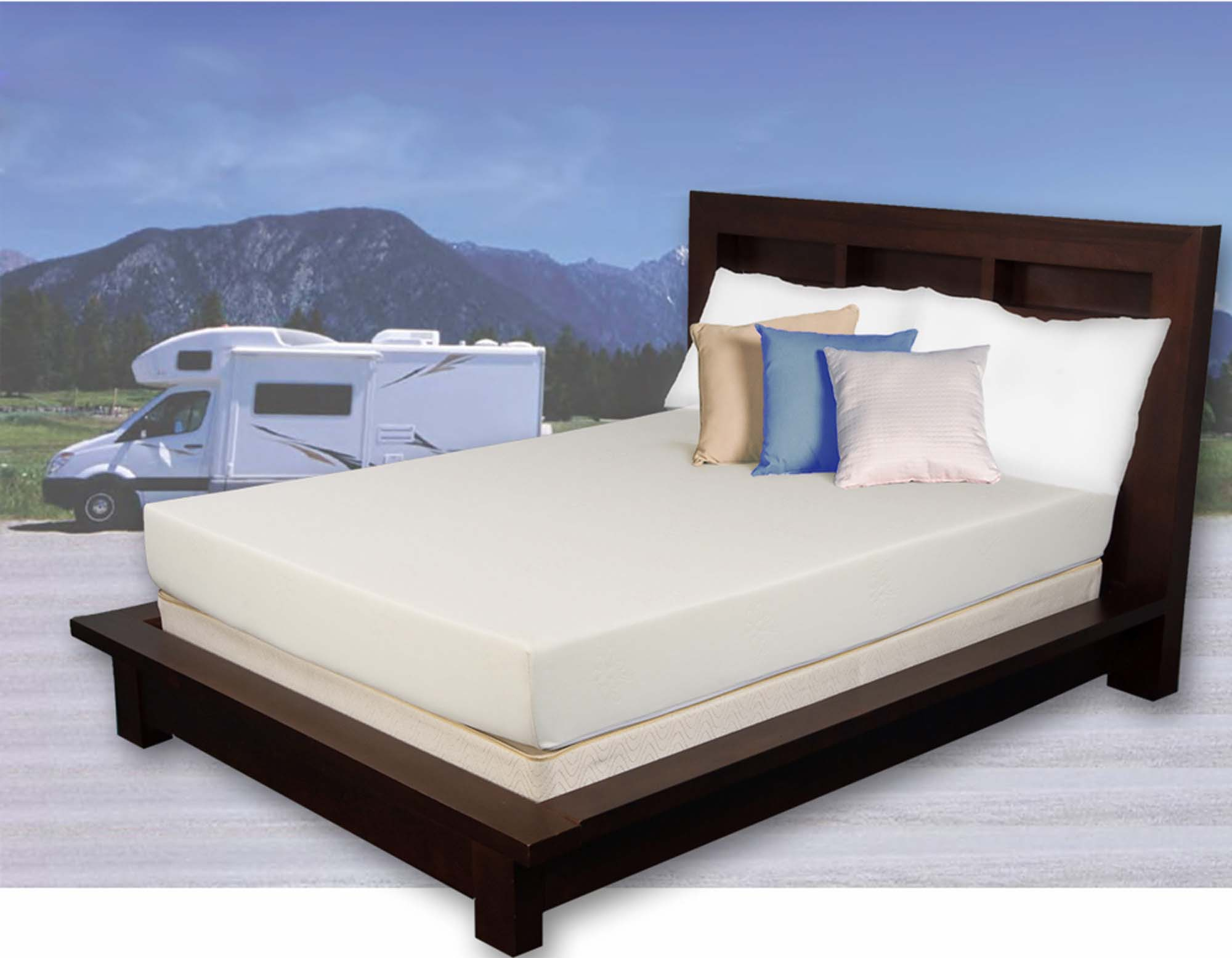 Best RV Short Queen Mattress