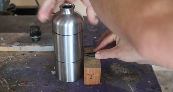 DIY backpacking stove 1