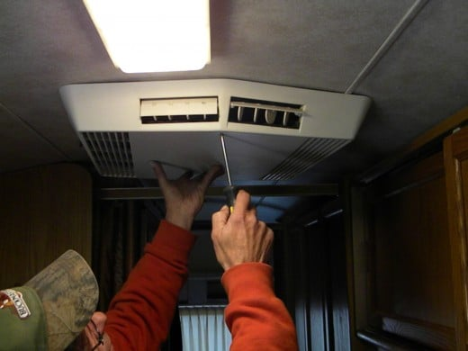 How To Install RV Air Conditioner 3