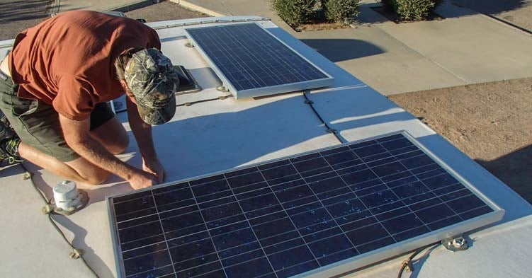 how to choose rv solar panel 2