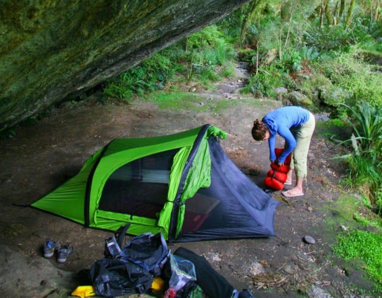 RV vs Tent Camping 1