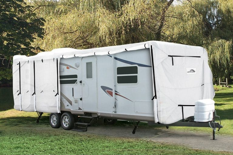 best travel trailer covers review